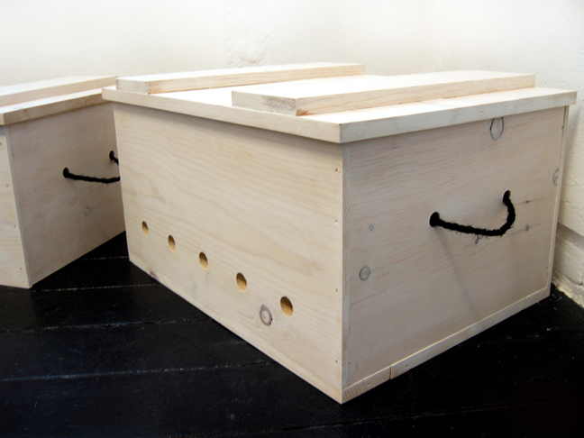 worm box